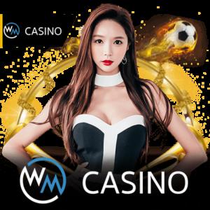 Live Casino - WM Casino