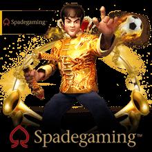 Slot - Spadegaming